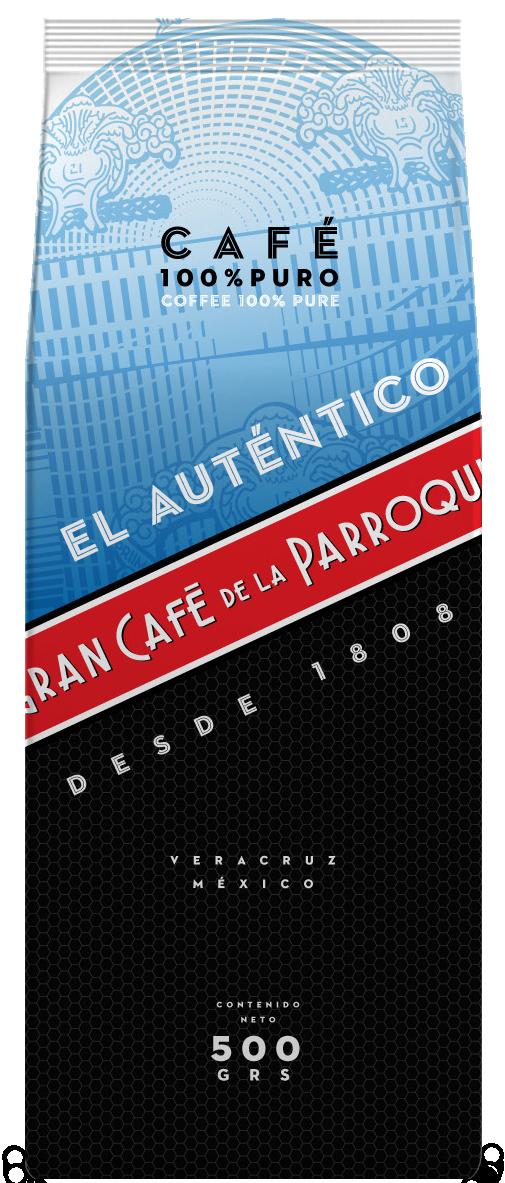 Bolsa de Cafe edicion 1808 gran cafe de la parroquia de veracruz