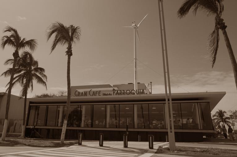 sucursal 500 boulevard gran cafe de la parroquia